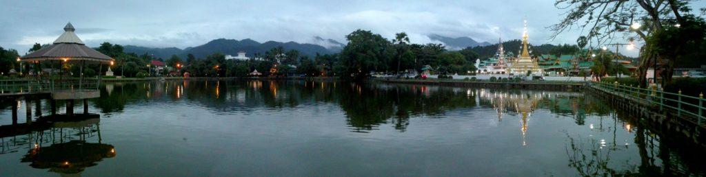 Mae Hong Son Local Pond
