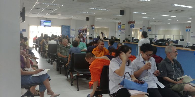 Easy Chiang Mai Visa Extension Guide