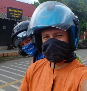 Ready To Ride in Chiang Mai