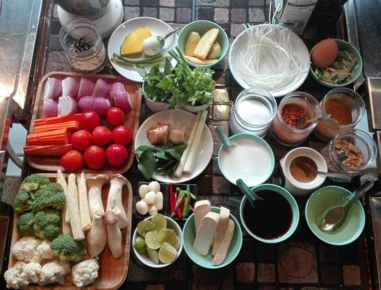 Fantastic Vegetarian and Vegan Cooking Class in Chiang Mai: May Kaidee