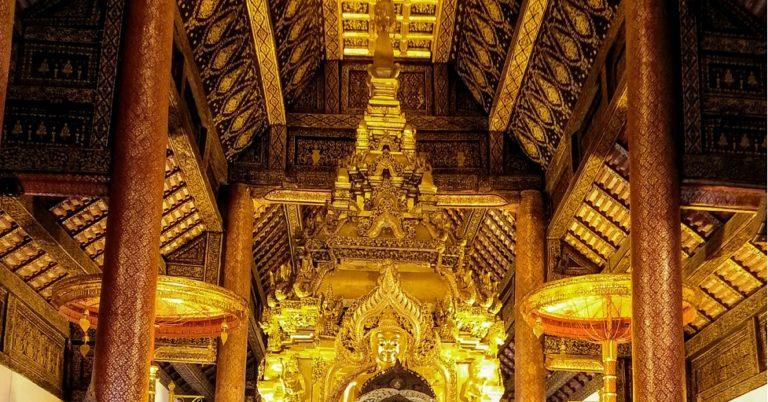 Wat Chom Tong 15 Day Meditation Retreat near Chiang Mai