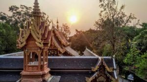 Wat Ram Peong 30 Day Meditation Retreat in Chiang Mai