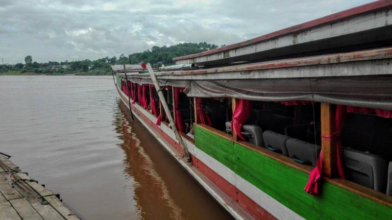 Chiang Mai to Luang Prabang: Thai Border Crossing and Slow Boat on the Mekong