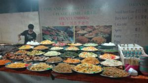 Laos: Nice Vegetarian Eats