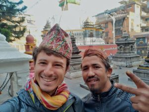Story Time! Locals in Kathmandu