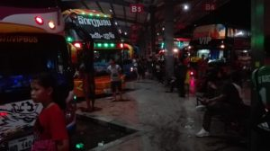 How to Bus from Luang Prabang to Vientiane to Pakse in One Day