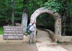 Appalachian Trail – Day 1 – Approach Trail