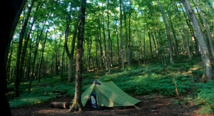 Appalachian Trail 2021 – Day 159 – Goose Pond Cabin