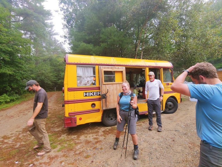 Bye Bye Cabin, Hello Sabbath Day Pond Lean-To | Appalachian Trail 2021 | Day 204 and 205