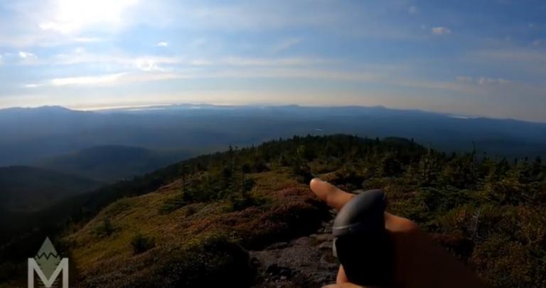 Saddleback Jr, Sugarloaf Mountain, Crocker Mountain | Appalachian Trail 2021 | Day 207